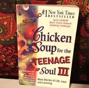 Chicken Noodle Soup for the Teenage Soul 3